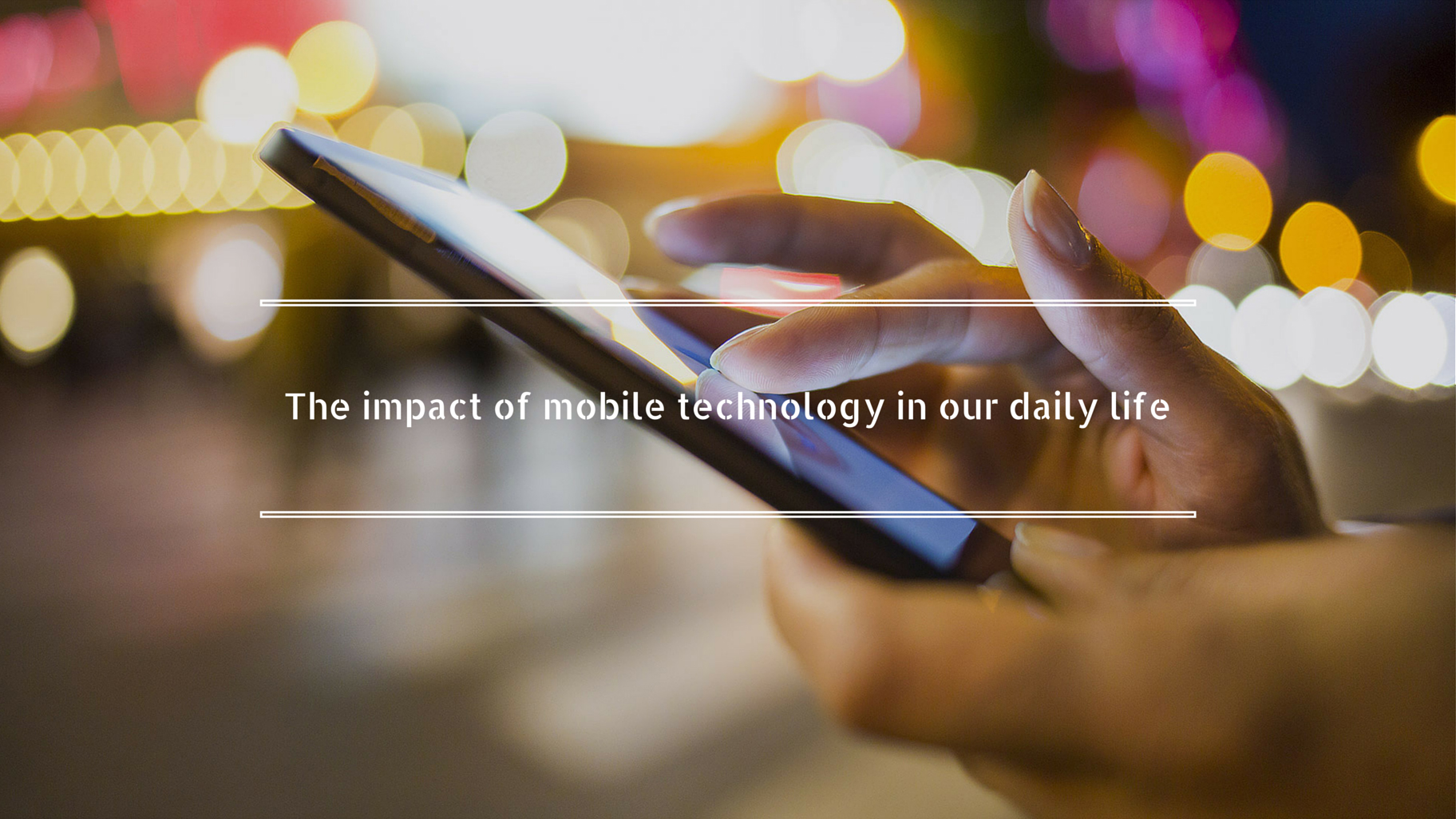Top Reasons To See Why Mobile Phones Are So Essential For Our Daily Use